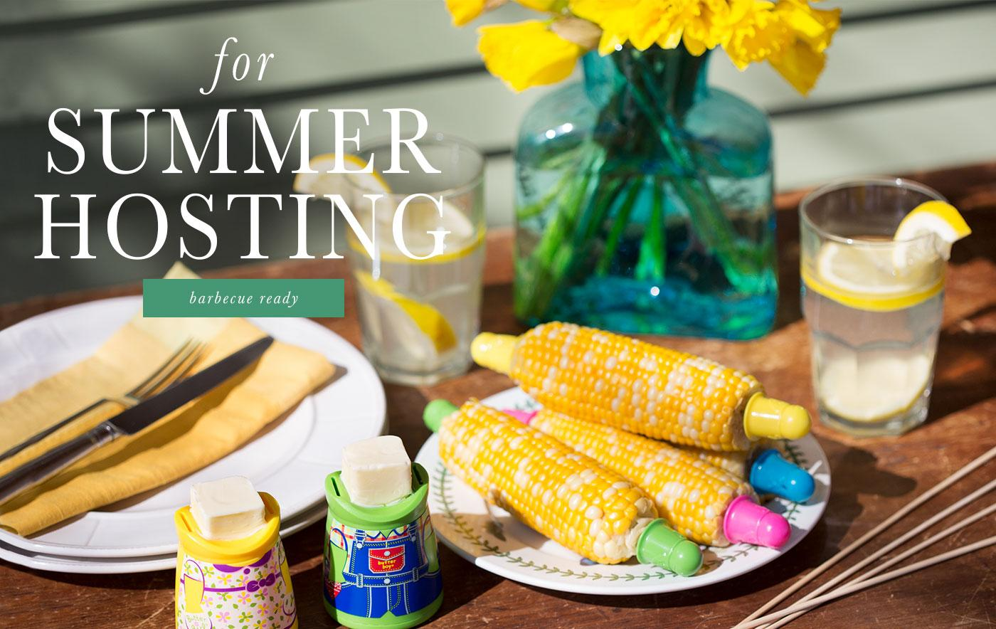 For Summer Hosting
