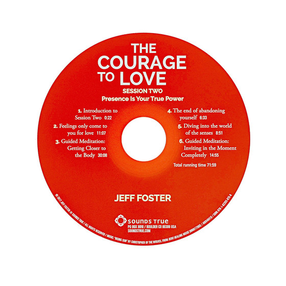 Courage To Love: The Courage To Love